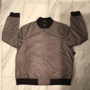 NWT Men's Tasso Elba Full Zip Jacket